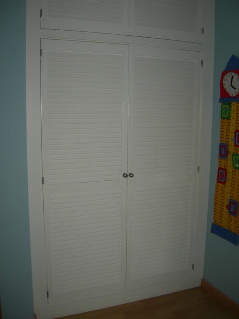 Cat logo de productos armarios empotrados frentes - Precio lacar puertas en blanco ...