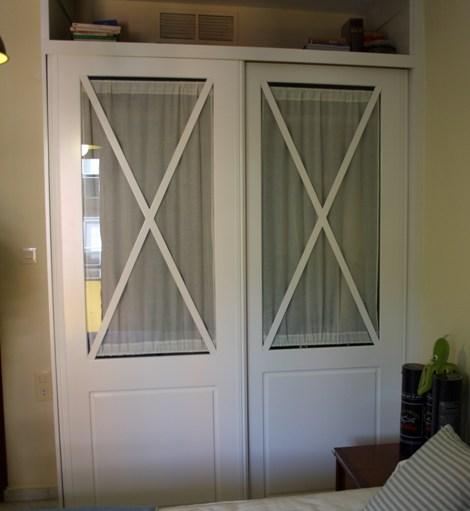 Armarios empotrados puertas correderas cristal quotes - Puertas correderas armario empotrado ...