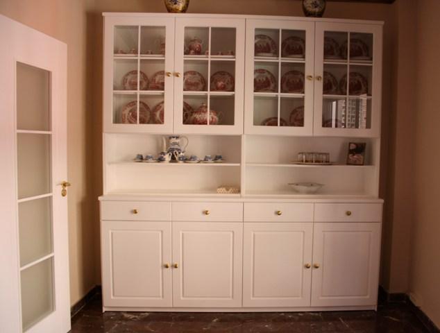 Precio lacar puertas blanco trabajos realizados with for Lacar muebles en blanco
