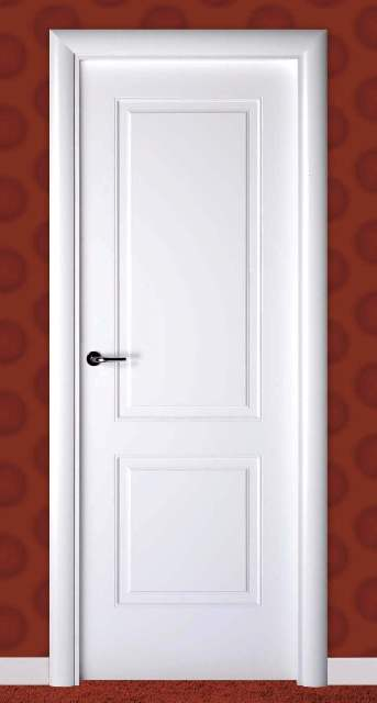 Cat logo de productos puertas de interior lacadas blancas for Modelos de puertas y precios