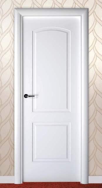 Cat logo de productos puertas de interior lacadas blancas for Precio instalacion puertas interior