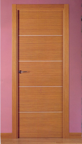 Cat logo de productos puertas de interior modernas pedro for Puertas modernas interior precios