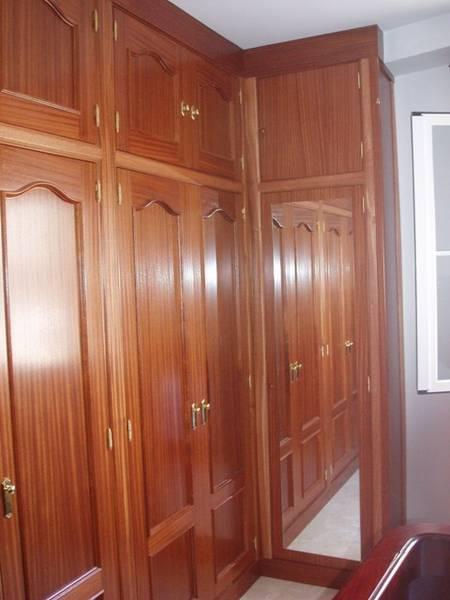 Trabajos realizados frente armario modelo visel 4 pedro - Puertas y armarios ...